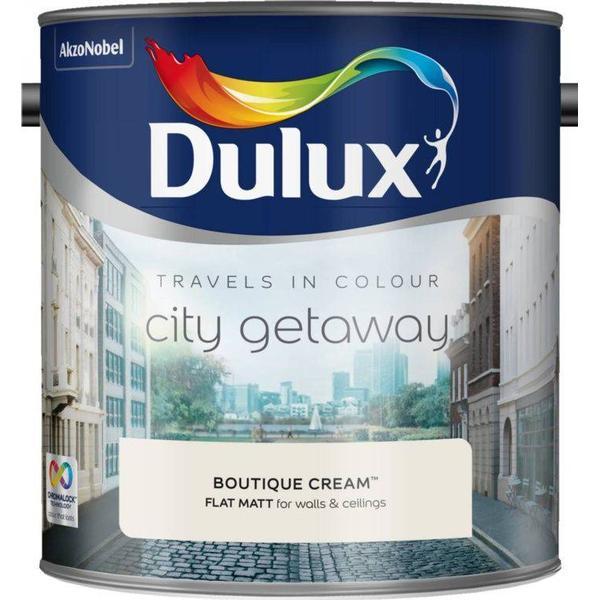 Dulux Travels In Colour City Gateway Wall Paint, Ceiling Paint Beige 2.5L