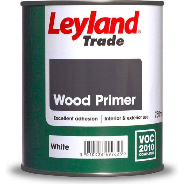 Leyland Trade - Wood Paint White 2.5L