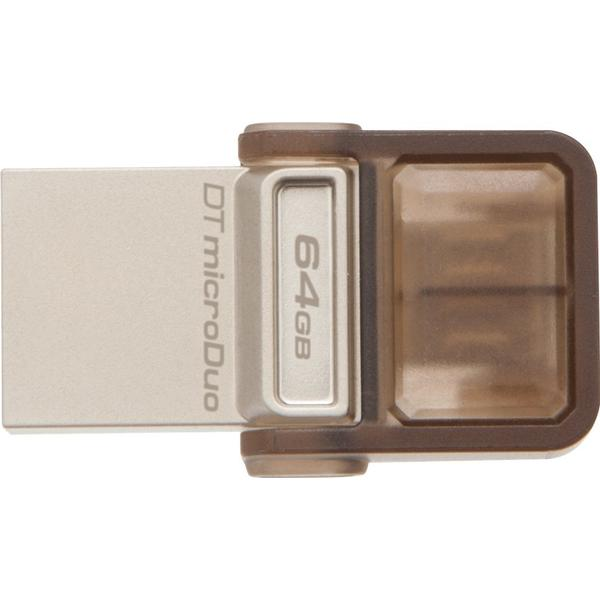 Kingston DataTraveler MicroDuo 64GB USB 2.0