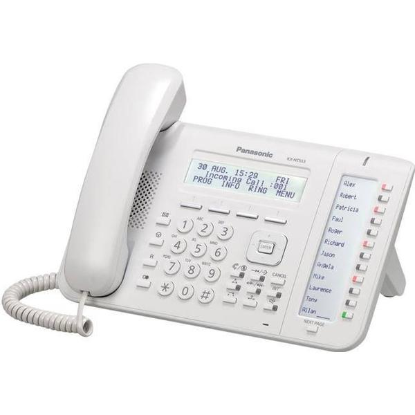 Panasonic KX-NT553 White
