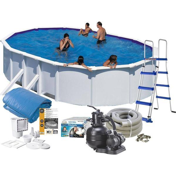Swim & Fun Oval Pool Package 2703