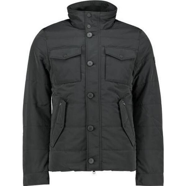 J. Lindeberg Bailey Structured Poly Jacket - Black