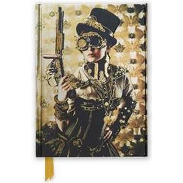 Steampunk Lady Foiled Journal (Inbunden, 2014)