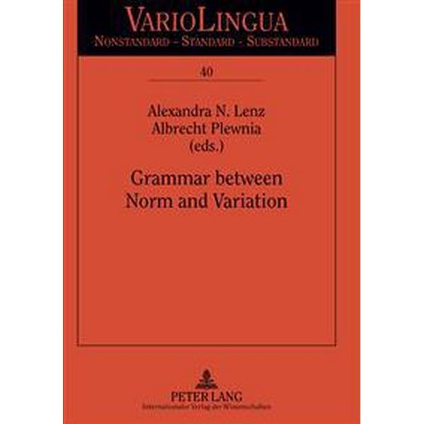 Grammar Between Norm and Variation (Inbunden, 2010)