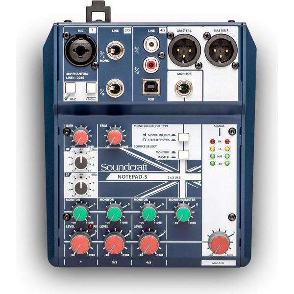 Notepad 5 Sound-Craft