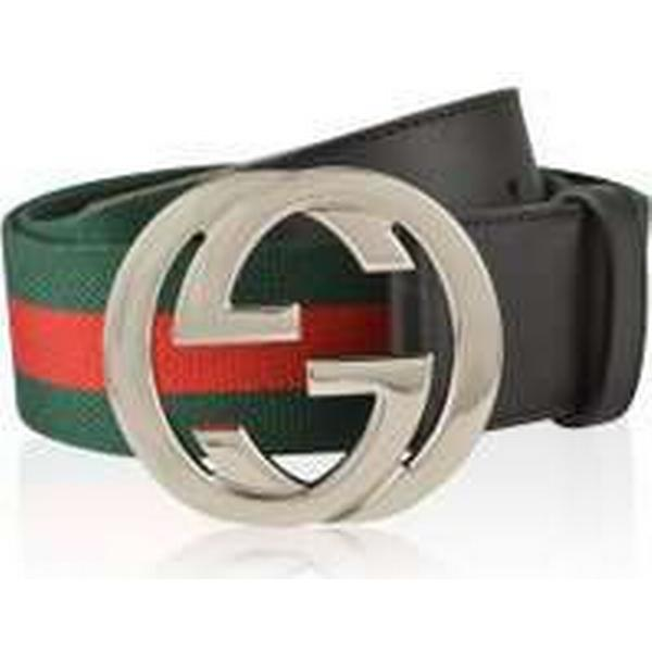 Gucci Web Belt Green & Red Web