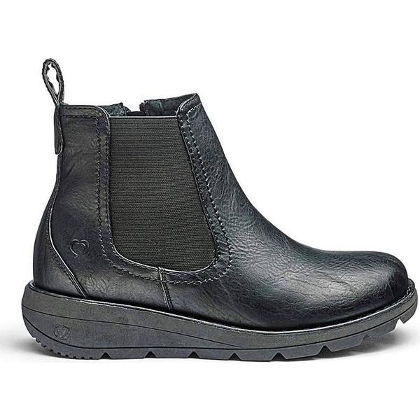 Heavenly EEE Soles Chelsea Ankle Boots EEE Heavenly Fit 7834bd
