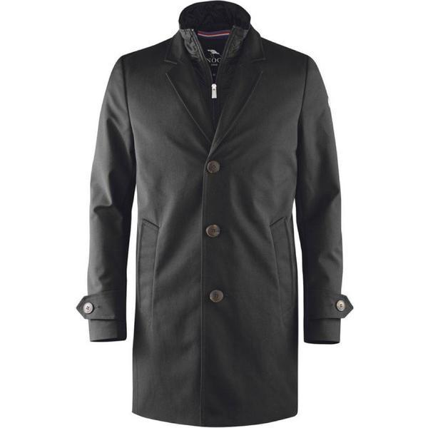 Snoot Vicenza Fall Coat Black