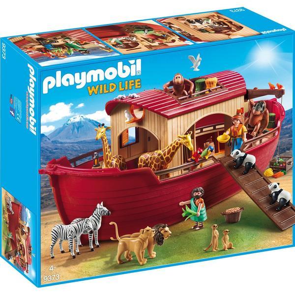 Playmobil Wild Life Noah's Ark 9373