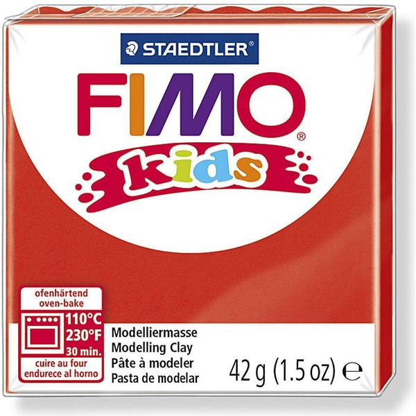 Fimo Kids Red 42g