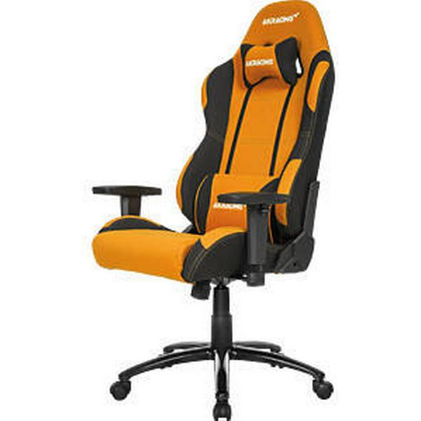 AKracing Prime Gaming Chair - Black/Orange