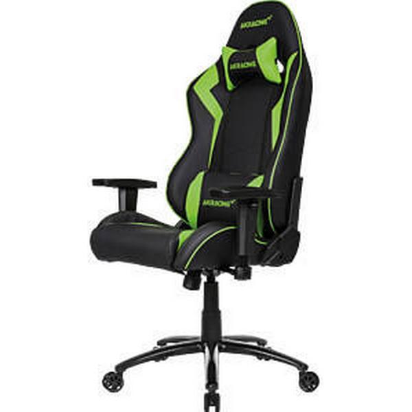 AKracing Octane Gaming Chair - Black/Green