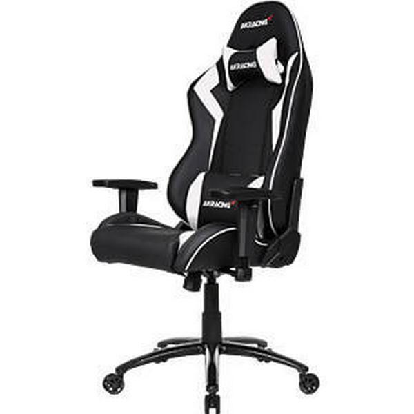 AKracing Octane Gaming Chair - Black/White