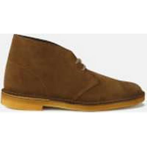 Clarks Originals Men's Desert Boots - 8 Cola Suede - UK 8 - - Tan c3e26f