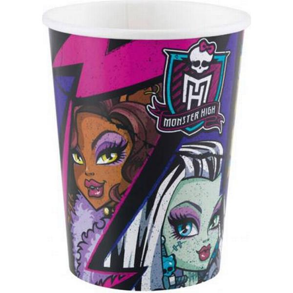 Amscan Monster High Cup 266ml 8-pack