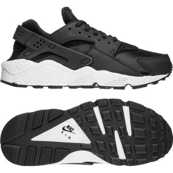c75a9d93dde Nike Air Huarache Run W (634835-006) - Sammenlign priser hos PriceRunner