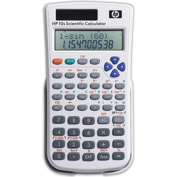 HP 10s Scientific (F2214AA)