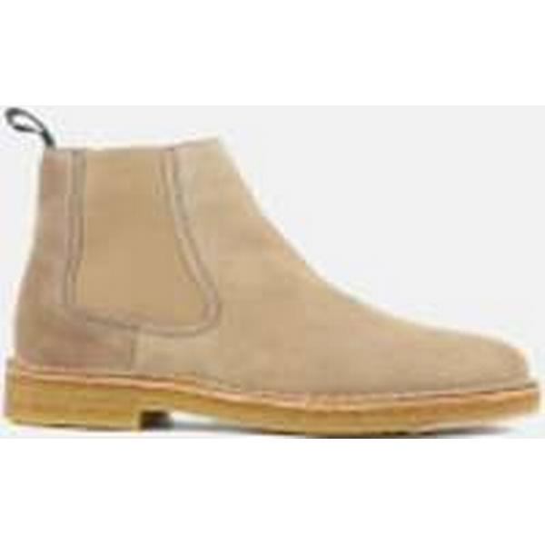 PS by Paul Boots Smith Men's Dart Suede Chelsea Boots Paul - Taupe aa69fb