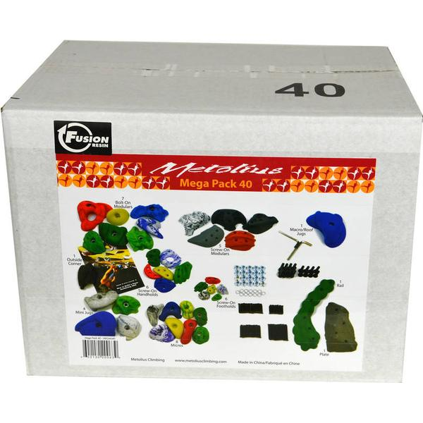 Metolius Mega Pack 40 pack