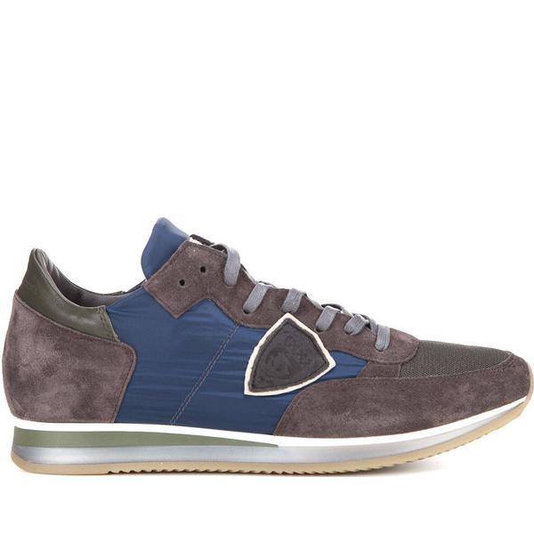 Gentlemen/Ladies:Philippe Model Tropez Tropez Tropez Sneakers:famous load e58bca