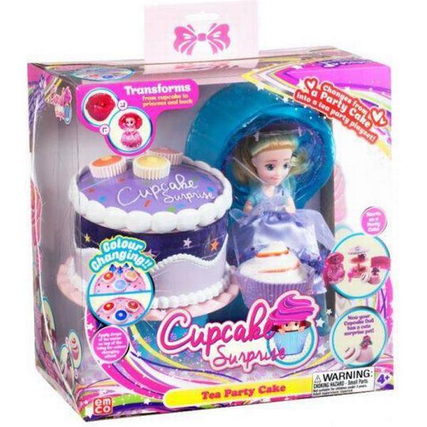 Emco Cupcake Surprise Tea Party Cake