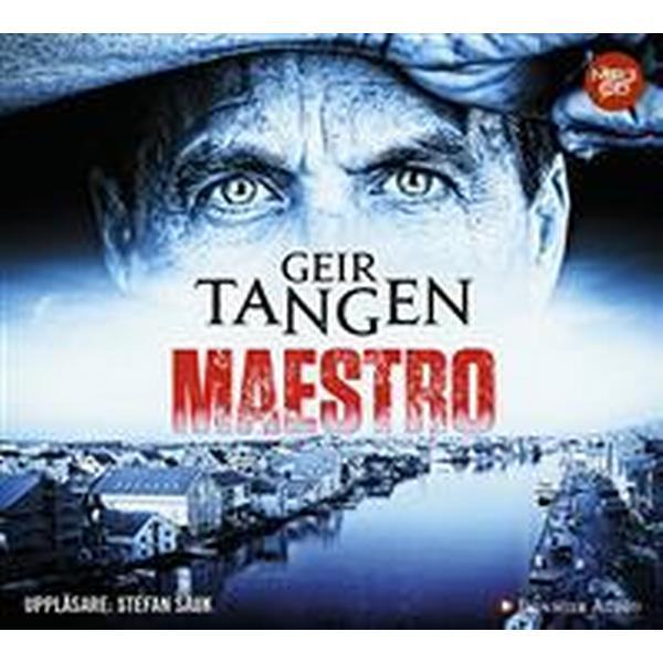 Maestro (Ljudbok MP3 CD, 2018)