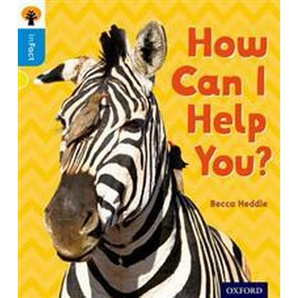 Oxford Reading Tree inFact: Oxford Level 3: How Can I Help You? (Häftad, 2016)