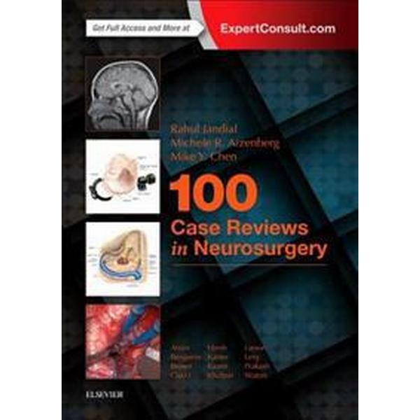 100 Case Reviews in Neurosurgery (Häftad, 2016)