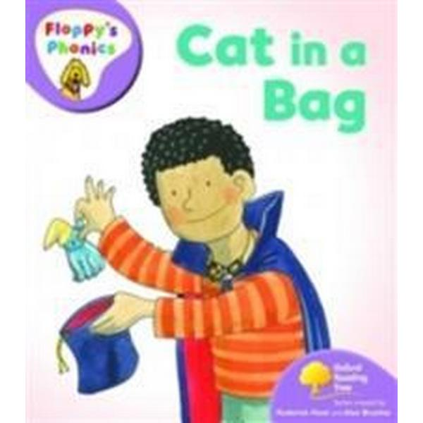 Oxford Reading Tree: Level 1+: Floppy's Phonics: Cat in a Bag (Häftad, 2007)
