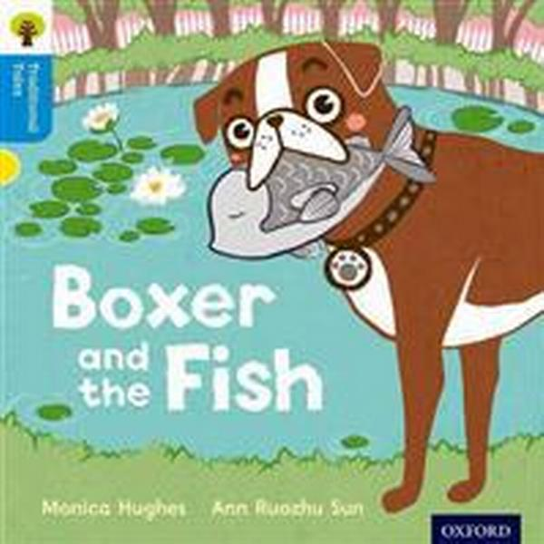 Oxford Reading Tree Traditional Tales: Level 3: Boxer and the Fish (Häftad, 2011)