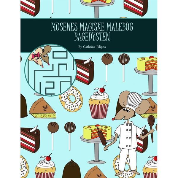 Musenes Magiske Malebog - Bagedysten, Paperback