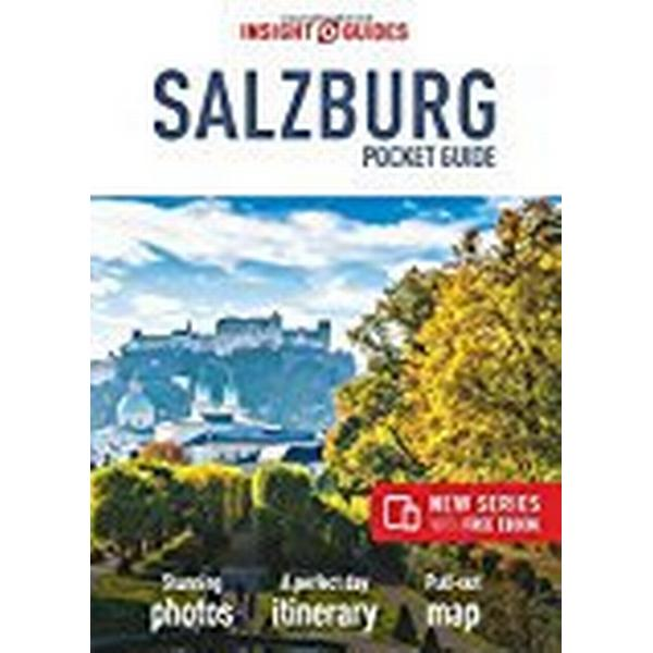 Insight Guides Pocket Salzburg (Häftad, 2018)