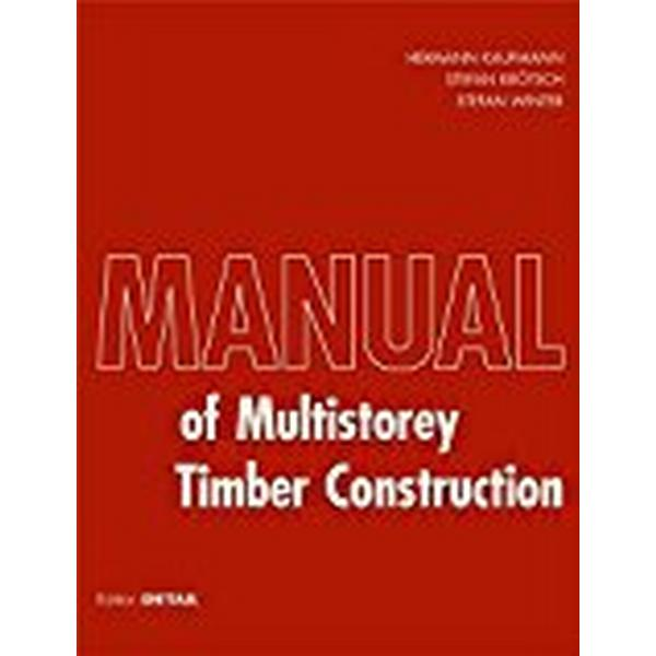 Manual of Multistorey Timber Construction (Pocket, 2018)