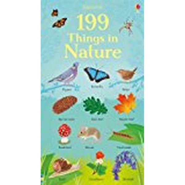 199 Things in Nature (Board book, 2018)