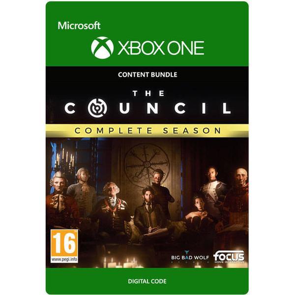The Council: Complete Season
