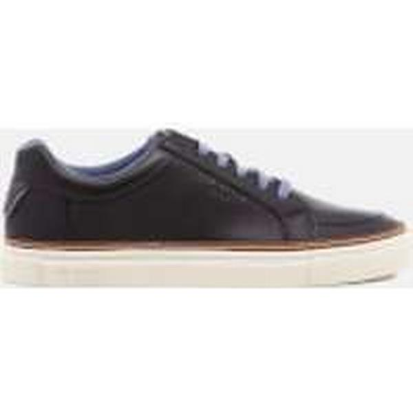 Ted Cupsole Baker Men's Rouu Leather Cupsole Ted Trainers - Black - UK 11 - Black af261d