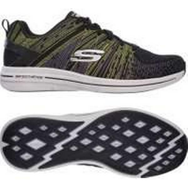 Skechers Burst 2.0 In the Mix II Mens Athletic UK Shoes - Lime, 10.5 UK Athletic 3e7e74