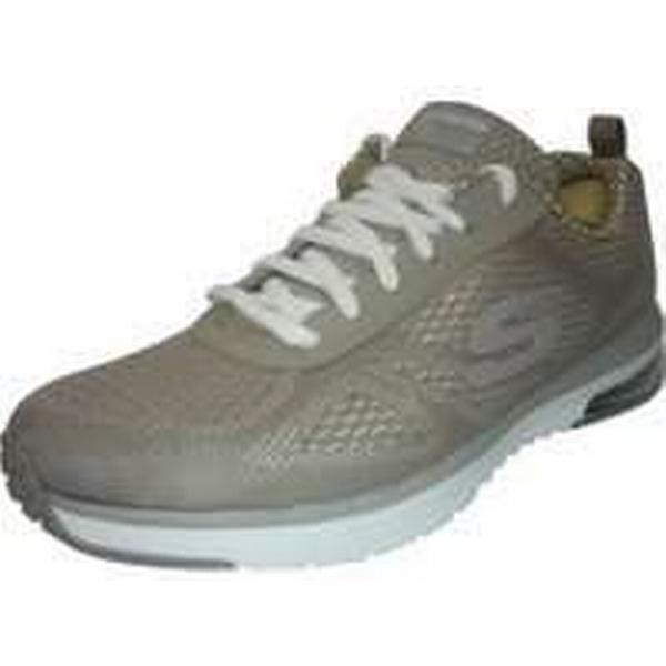 Skechers Skech Air Infinity Ladies 8 Training Shoes - Grey/White, 8 Ladies UK 8e5cf3