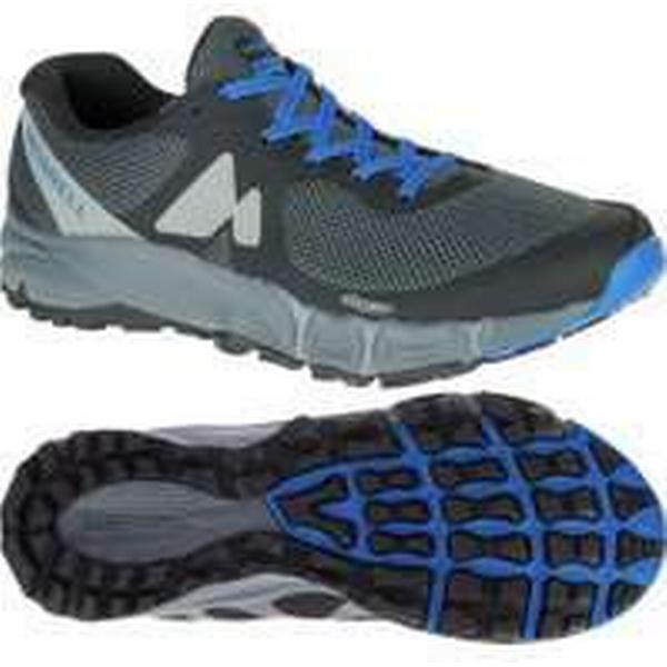 Merrell Agility Charge Flex Black/Blue, Mens Running Shoes - Black/Blue, Flex 7.5 UK b6aaec