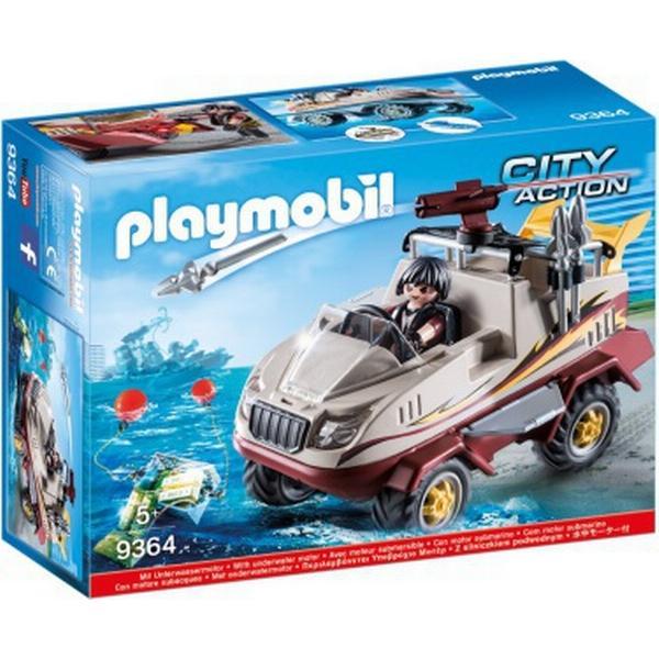 Playmobil Amphibious Truck 9364