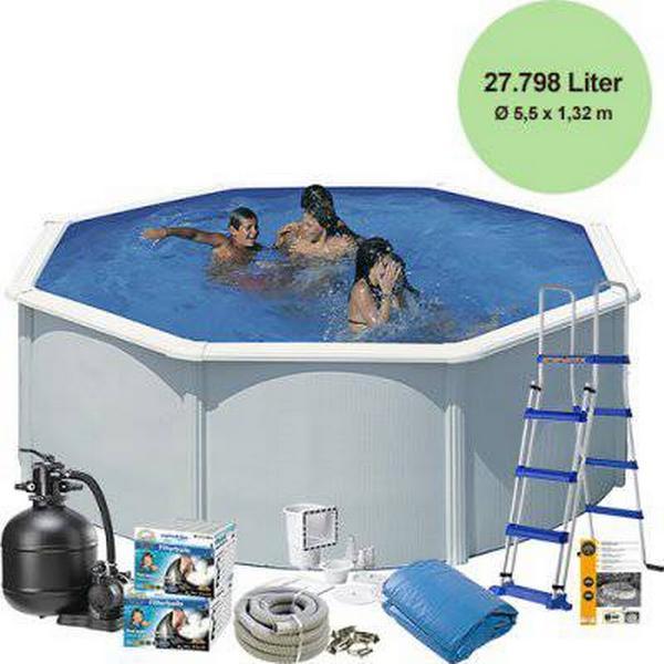 Swim & Fun Octagon Pool Package 2722