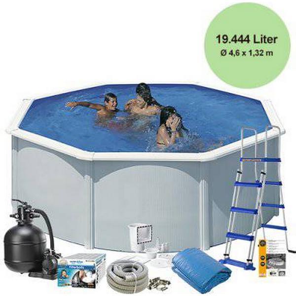 Swim & Fun Octagon Pool Package 2721