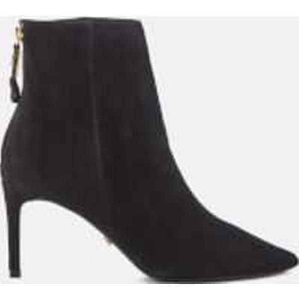 Dune Women's Oralia Suede - Heeled Ankle Boots - Suede Black 3741e6