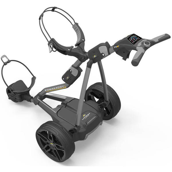 Powakaddy FW5s Electric Trolley 18 Holes