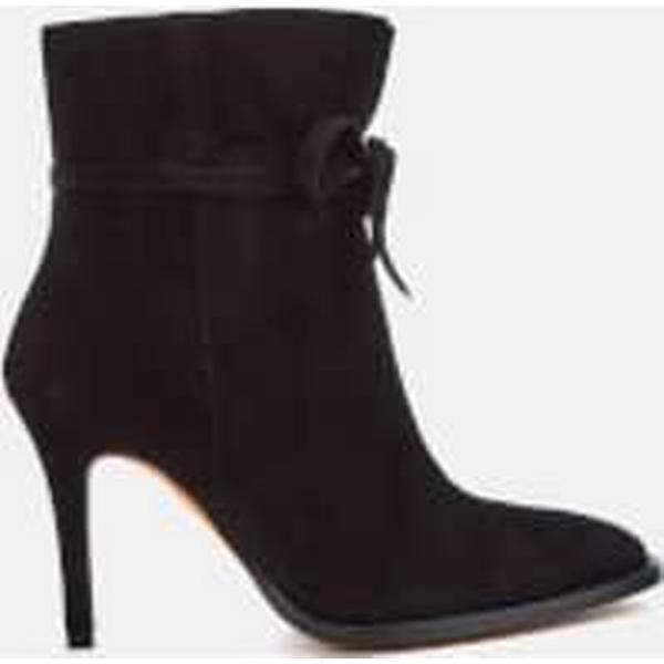 Hudson Shoe London Women's Sheena Suede Shoe Hudson Boots - Black 118d14