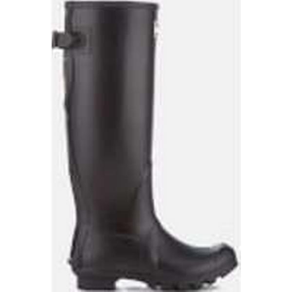 Barbour Women's Jarrow Adjustable Tall Wellies - - Black - UK 7 - - Black f2b9c7