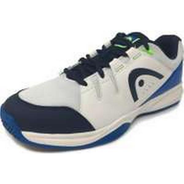 Head Grid 3.0 Indoor Court UK Shoes - White/Blue, 9.5 UK Court 475c41