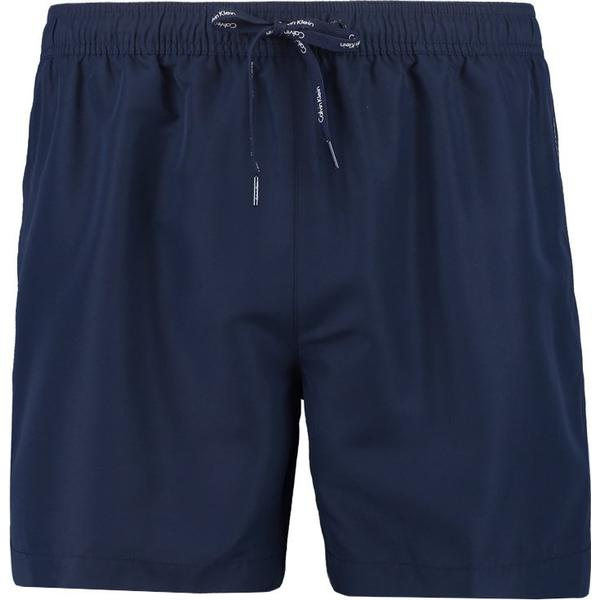 Calvin Klein Core Solids Swim Shorts Blue Shadow