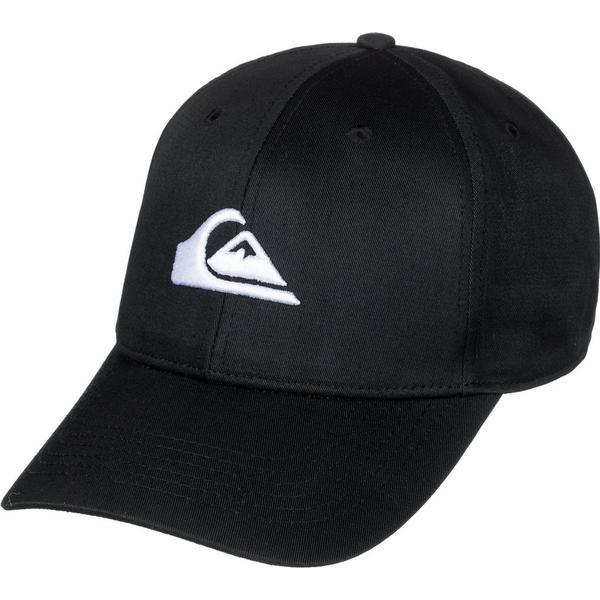 Quicksilver Decades Snapback Cap - Black