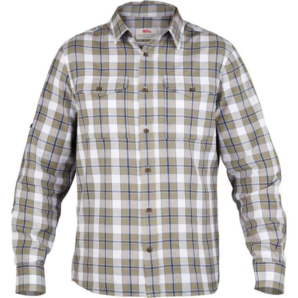 Fjällräven Singi Flannel Shirt LS Savanna